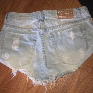 One Teaspoon Shorts - shorts